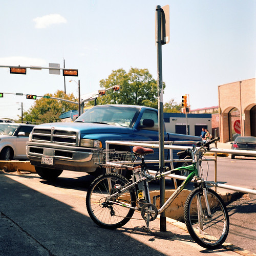 San Marcos, Texas (Bike City) by MPR-Photo
