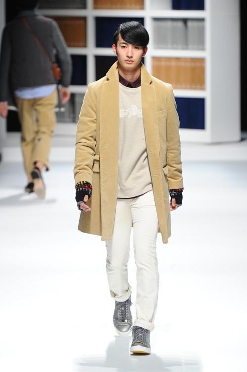 FW14 tokyo FACTOTUM039(Fashion Press)