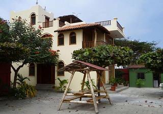 san vicente ecuador beach house