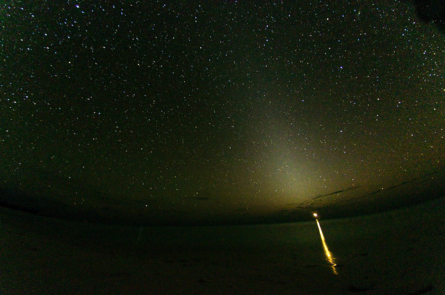 Photo:The Zodiacal Light By:Davnit