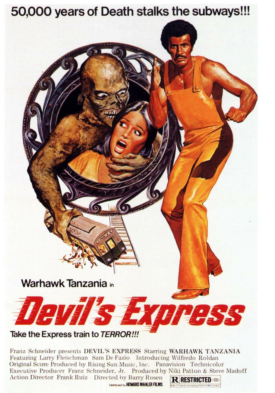 The Devil's Express (1976)