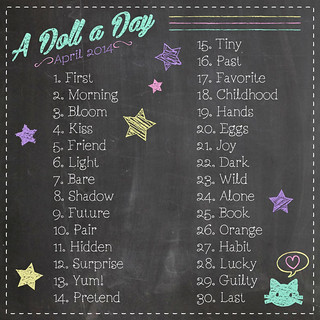 A Doll A Day List