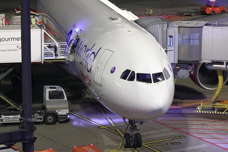 Air Berlin - A332 - D-A%%%
