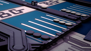 Backgammon Blitz on PS4