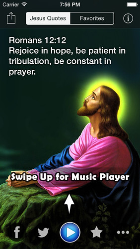 Jesus Quotes With Music Holy Bible Verses
