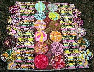 22 Lollipops Quilt