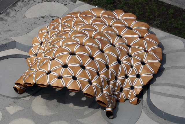 ICD/ITKE Research Pavilion 2015-16