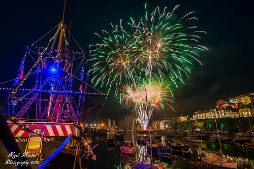 Brixfest fireworks 2016