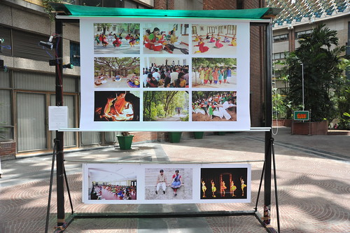 Exhibition @ SPANDAN festival of performing arts 2016 - Nartanam special issues released