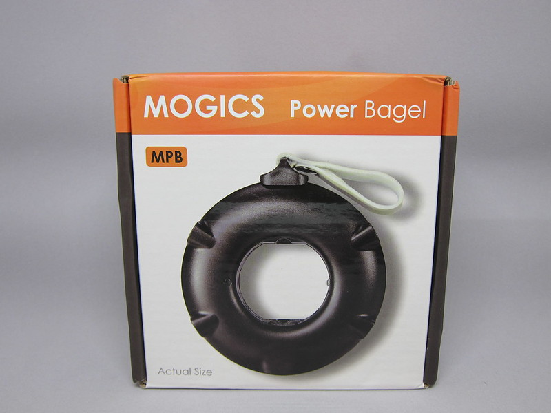 MOGICS Power Bagel - Box Front