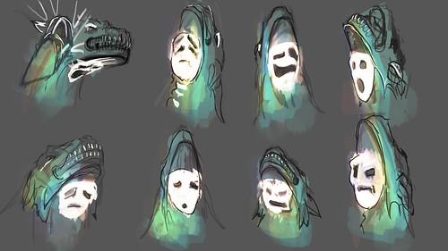 Villain Expressions 2