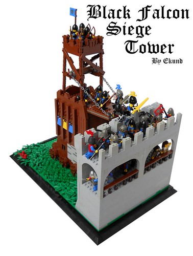Black Falcon Siege Tower