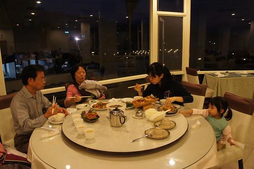 2011/11/24 明月湖餐廳