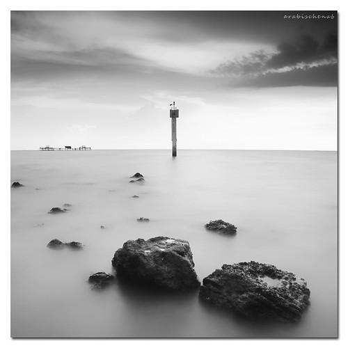 longexposure sea lighthouse seascape rock landscape laut malaysia batu schneider pasirpanjang nikond700 nikkor1835mm3545difed leefilter09soft