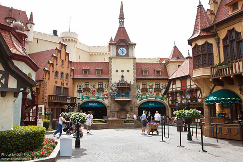 WDW Oct 2011 - Exploring Germany