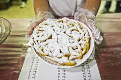 Red River Revel Funnel Cake, Shreveport, LA
