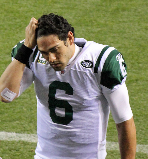 Header of Mark Sanchez
