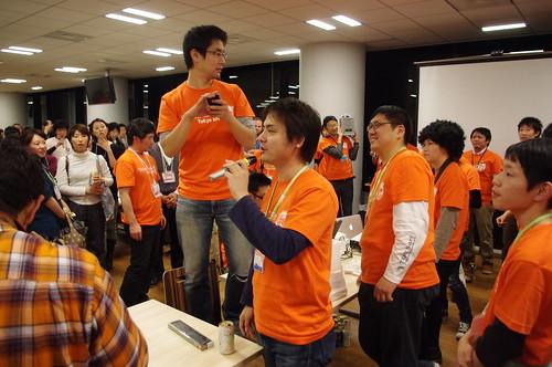 WordCamp Tokyo 2011 懇親会