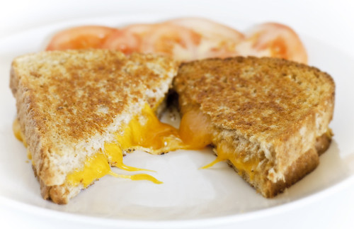 Grilled Cheese  by petetaylor