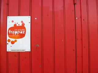 Les Ateliers Frappaz - Visite des Lieux