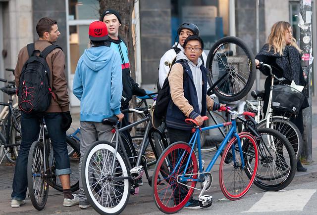 Copenhagen Bikehaven by Mellbin 2011 - 0941