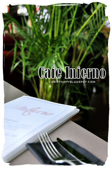 Cafe Inferno Toowoomba