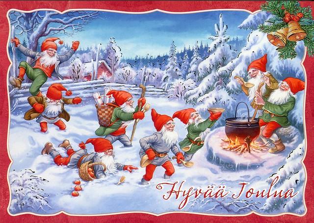 Hyvää Joulua by Lars Carisson #57447