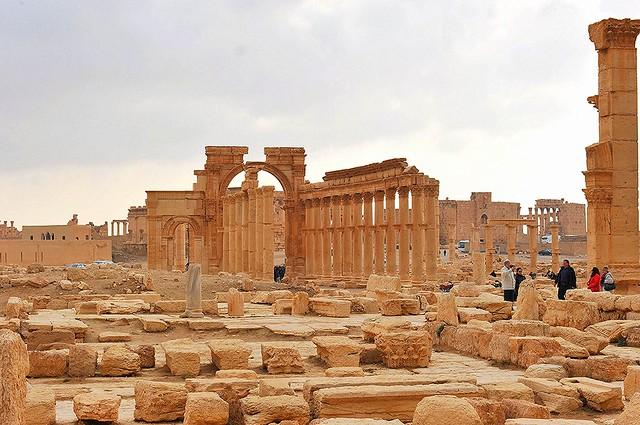 Syria, Palmira