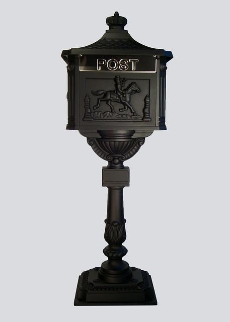 Victorian Pedestal Mailbox Flickr Photo Sharing