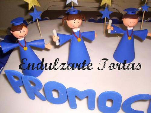 Endulzarte ♥☺: torta graduacion - graduation cake