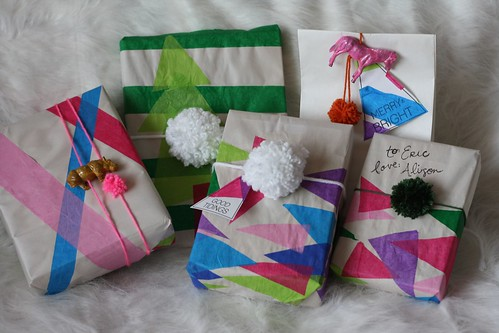 tissue paper wrapping - 10