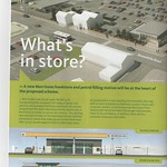 The New Morrisons in Tunstall Visuals and Information