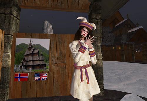 Ivalde - Sami pesk, 60 lindens by Cherokeeh Asteria