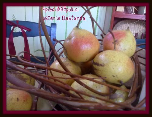 pera volpina p'tit 07/12/2011 by '4 Piedi & 8.5 Pollici ' OsteriaBastarda