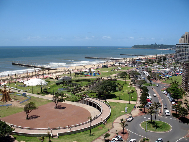 Durban climate change strategy