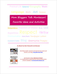 Mom Bloggers Talk Montessori eBook_Cover