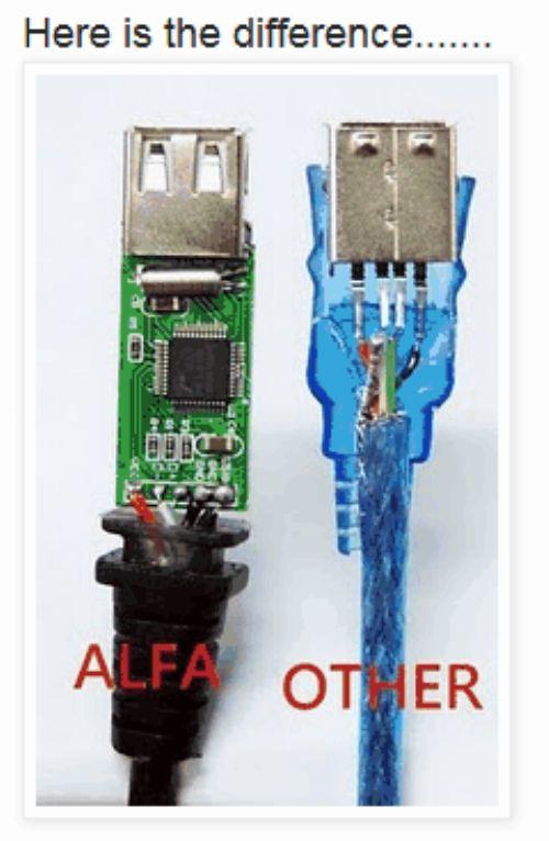 Активный USB удлинитель AUSBC-20M