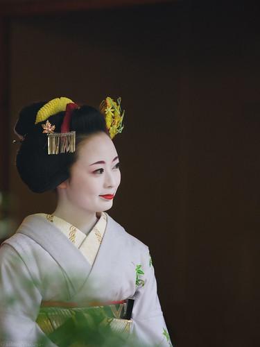 21765  佳つ實 - Maiko Katsumi -