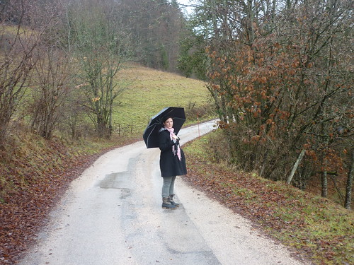Promenade à Villers-le-Lac