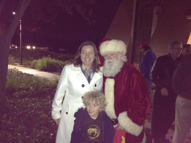 Natomas Christmas Tree Lighting