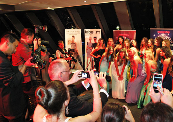 Winners Group Photograph, Woman's Day Miss Country Girl Australia 2011_387