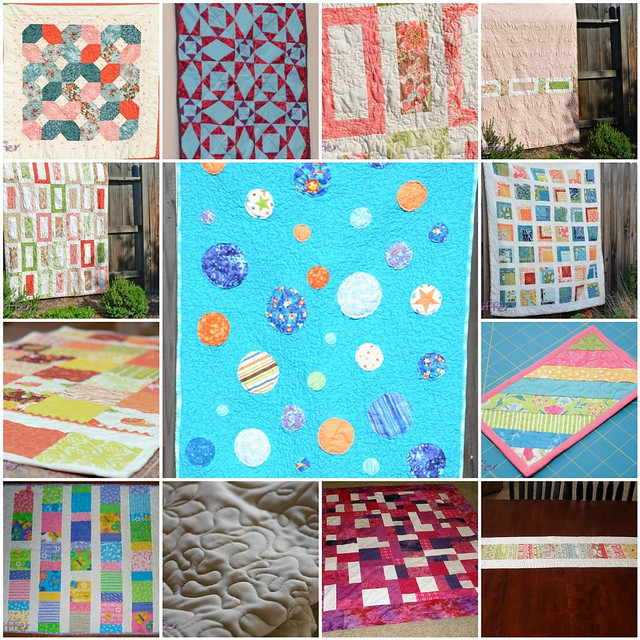 Busy Quilting