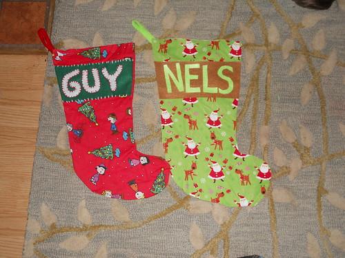 Nels stocking