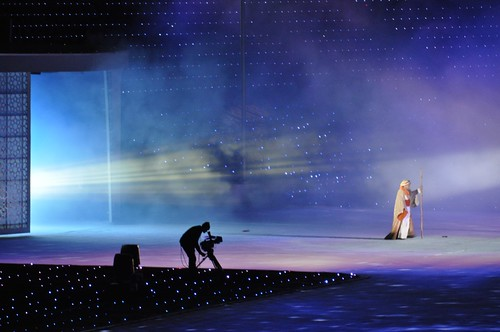 Arab Games opening ceremony