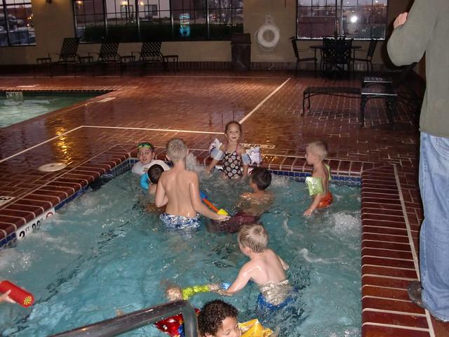 Kidlets Swimming