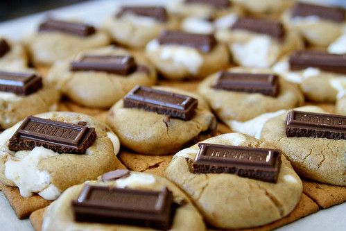 S'more Cookies 9