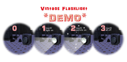 Flash Light DEMO