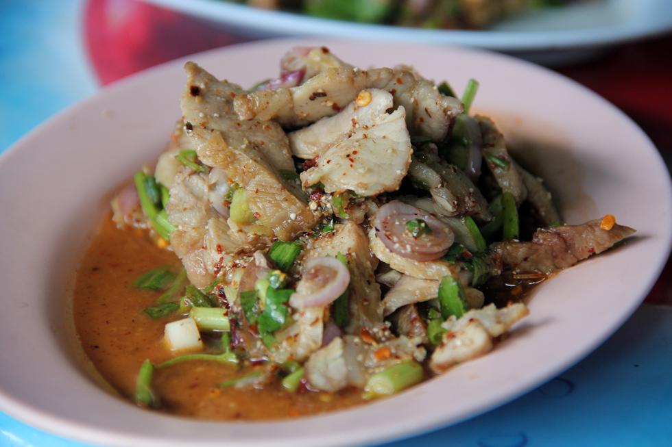 Nam Tok Moo (น้ำตกหมู)