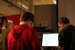 Raspberry Pi and Qt hacking at New Factory