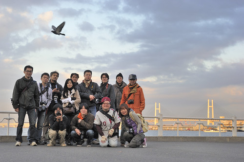 Group photo at 24th photowalk